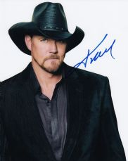 P150TA TRACE ADKINS SIGNED COUNTRY AND WESTERN SINGER 10X8 PHOTO GUARANTEED AUTHENTIC AUTOGRAPH …